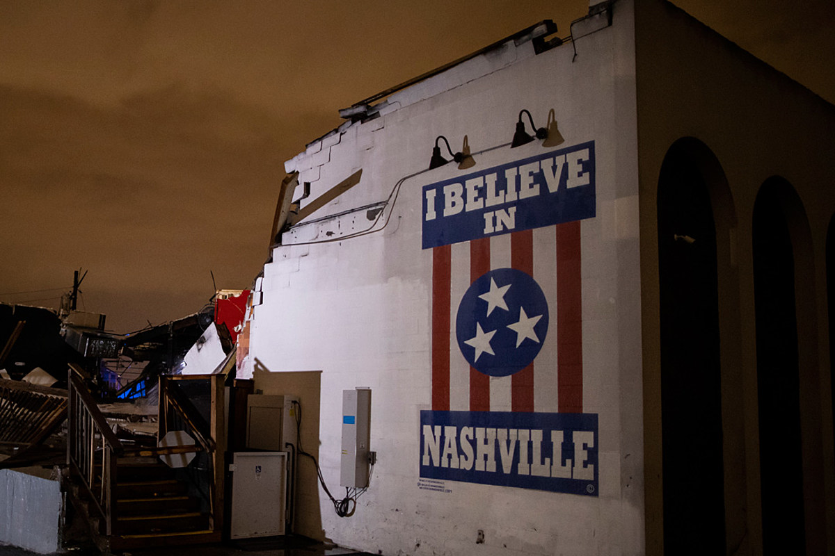 The 2020 Nashville Tornado – A community lifts itself up when disaster strikes